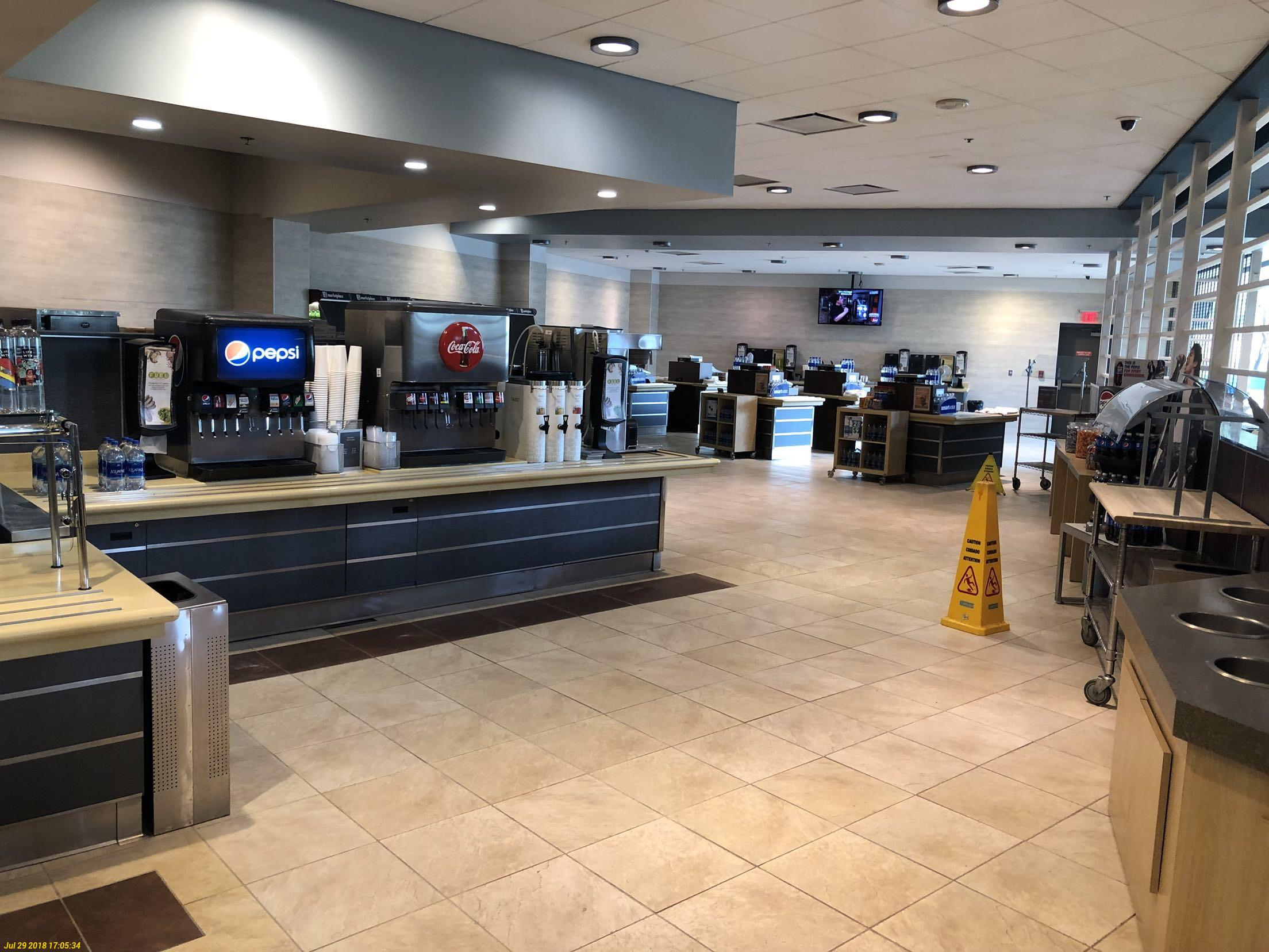 University of Phoenix Cafeteria - Main Campus