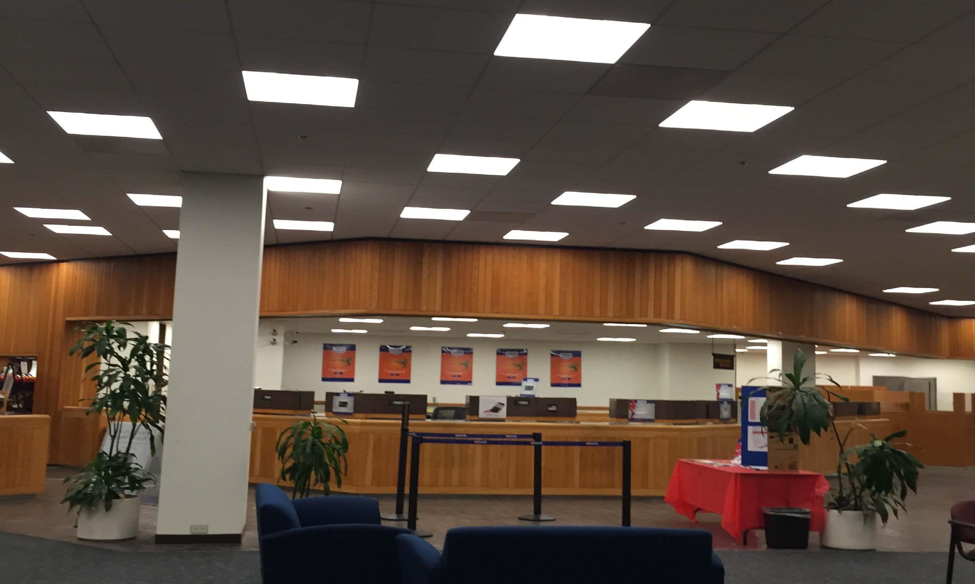 US Bank Costa Mesa remodel